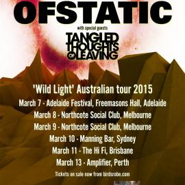 65daysofstatic announce Australian tour – tickets on sale now